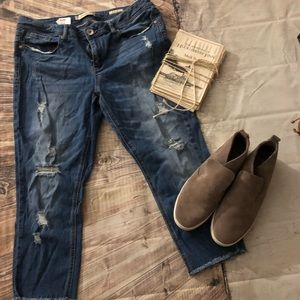 💥❤️Seven7 Jeans. (Slim Straight) Size 14 🎉🎉🎉